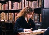 Hermione would know what to read next.